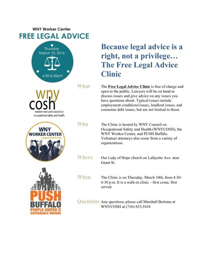 Free Legal Thurs Mar 2016 (1)